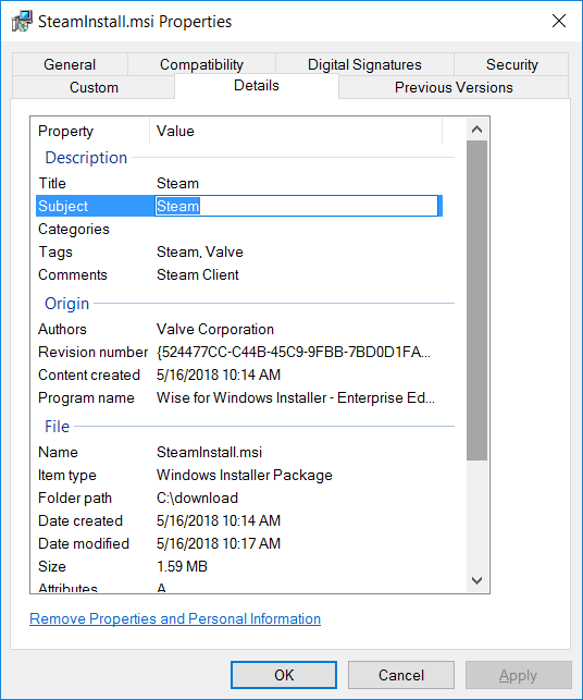 blokowanie programów wmodule application control